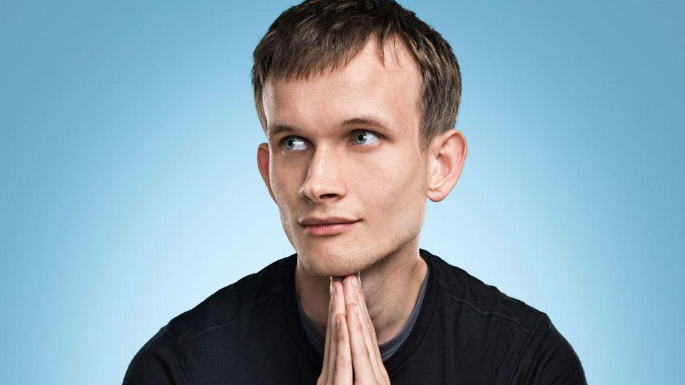 Ethereum founder Buterin in one of the industry's top figures (Image credit: Ethan Pines, Forbes)